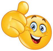 Success Emoji Thumbs